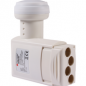 Preview: Red Opticum Robust Unicable LNB SCR 3 Legacy 4+3 Teilnehmer / Einkabel