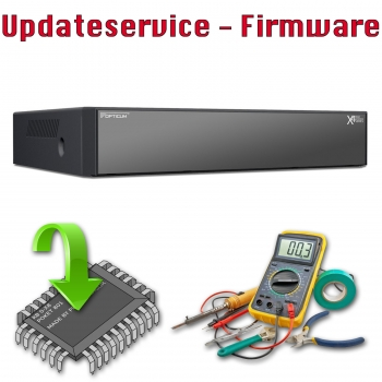 Updateservice - Opticum HD X406p ohne PVR