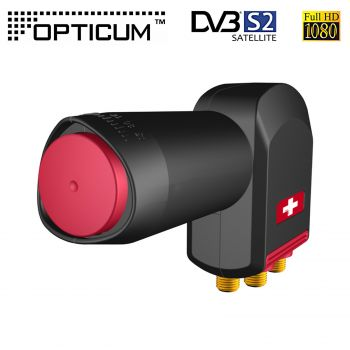 Opticum Red Rocket LQP-06H Quad