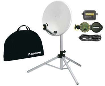 "Maxview Portable Sat-Kit ""light"" - 65 cm Durchmesser -"