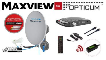 ESP Kit Maxview Remora 40 Easy Find + Opticum AX 300mini V3