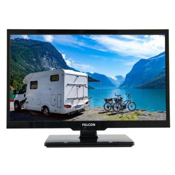 "Falcon S4 Serie 24""  Full-HD Travel TV DVB-T2/C/S2"