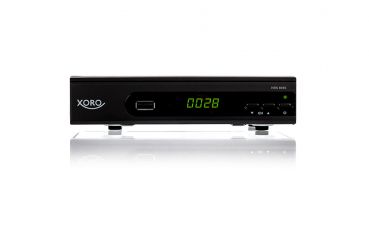 XORO HRS 8659 SMART  HD Sat-Receiver (DVB-S2), USB 2.0, Unterstützt Amazon Alexa & Google Home Sprachassistenten