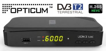 Opticum LION 3 mit PVR