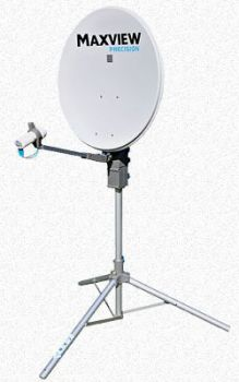 "Portable Satantenne Maxview Precision-ID 65 cm - ""TWIN"""