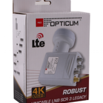 Red Opticum Robust Unicable LNB SCR 3 Legacy 4+3 Teilnehmer / Einkabel