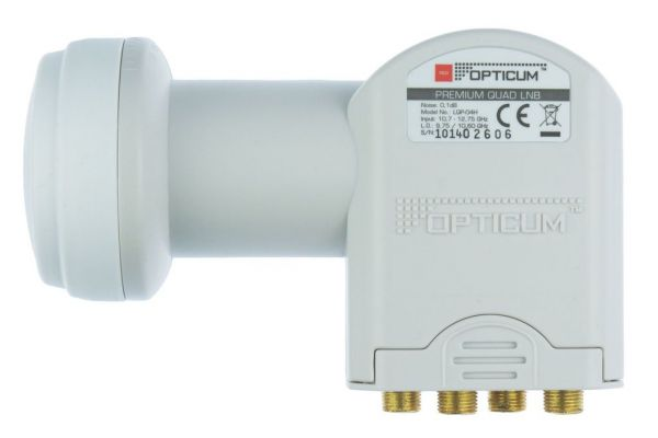 Opticum Quad LNB LQP-04H