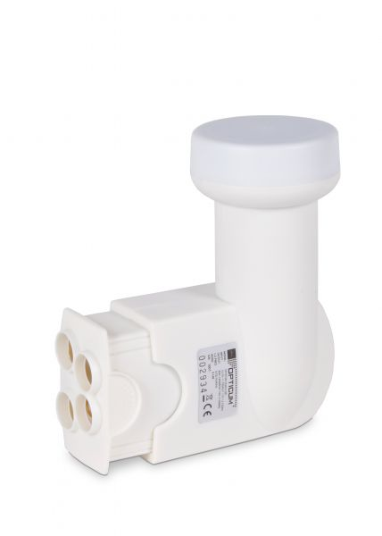 Opticum RED Robust Quad LNB