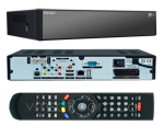 Opticum HD X 405p PVR Full HD Sat Reciever Kartenleser LAN